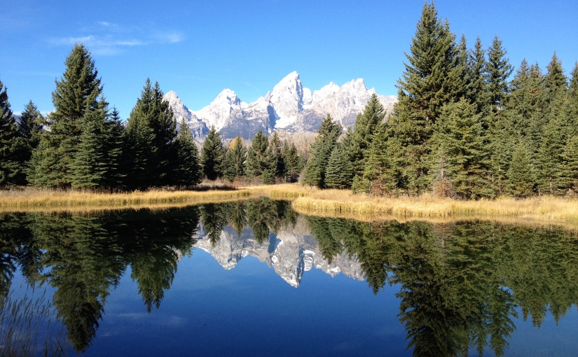 The Gems of Grand Teton National Park